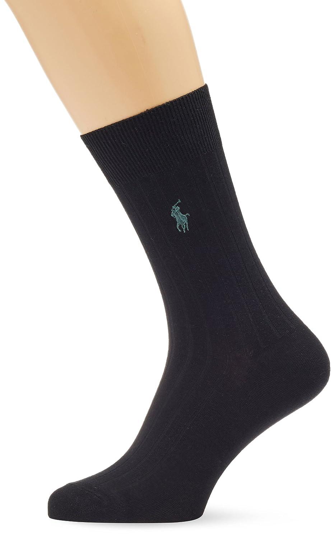 Polo Ralph Lauren Socks, Calcetines para Hombre, Negro (Black 000 ...