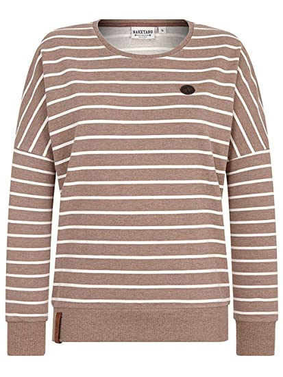 Sweater Women Naketano Ficken Rauf Sweater: Amazon.co.uk
