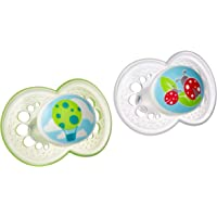 MAM Classic Soother, Multicolour, 2 Piece