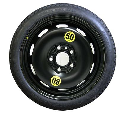 Mini Cooper Spare Tire >> Amazon Com Mini Cooper Spare Tire Space Saver 15in 5 Lug Gen3 F56