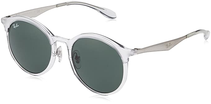 b5fee6acbb Image Unavailable. Image not available for. Color  Ray-Ban Emma Round  Sunglasses ...
