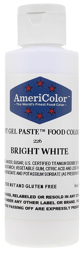 Amazon.com: Americolor Soft Gel Paste Food Color, 6-Ounce, Bright ...