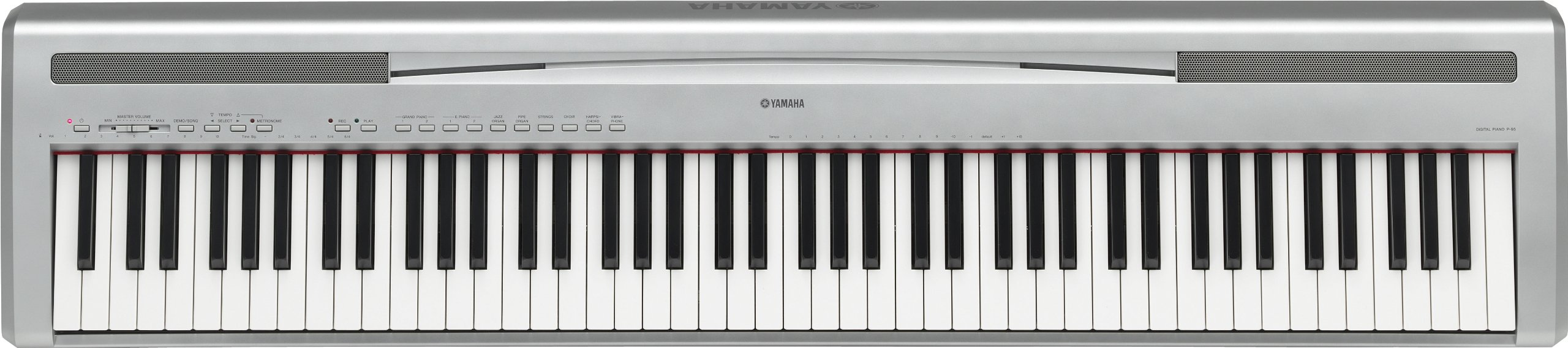 Compare With Yamaha P95