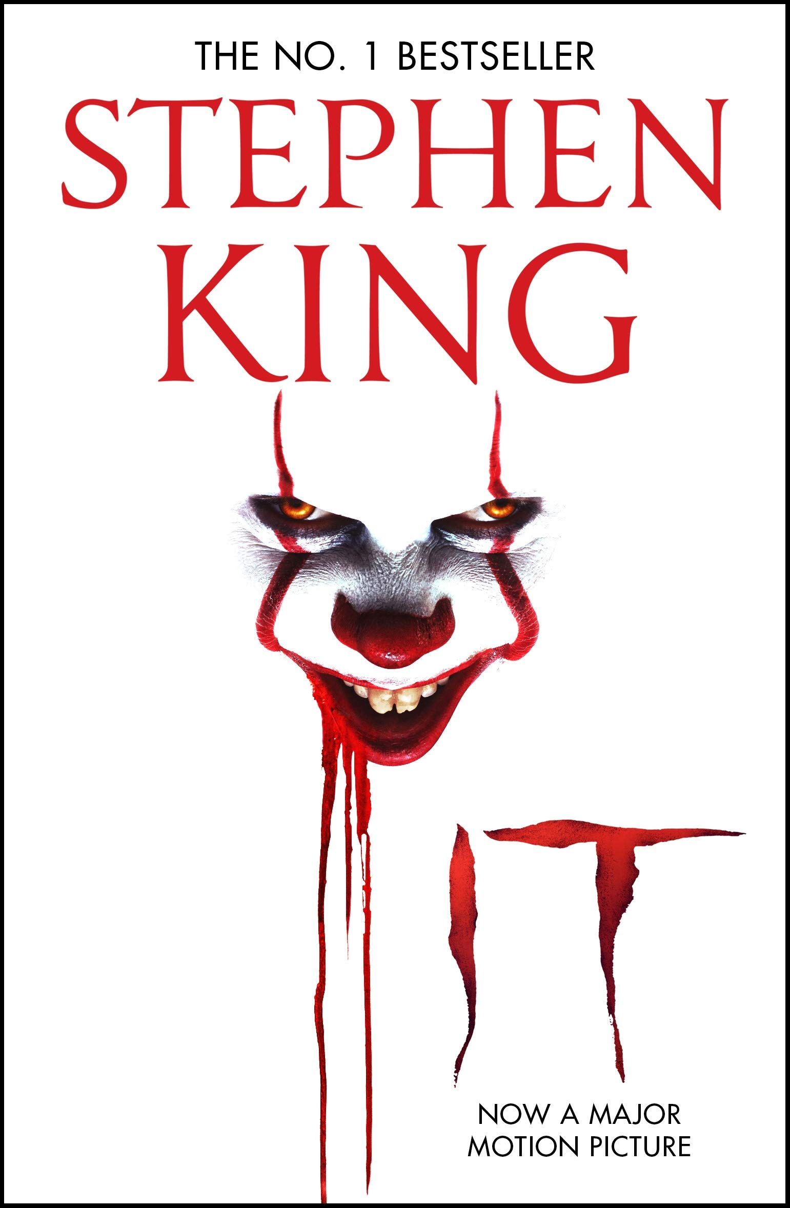 Image result for it cover stephen king""