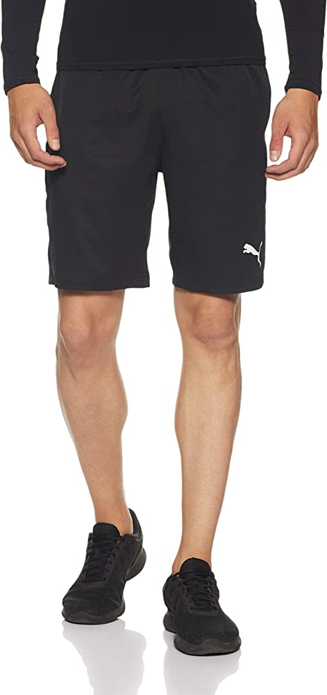 Puma Active Woven Short 9` Chándal, Hombre, Negro Black, S: Amazon ...