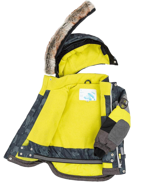 Sizes 4-14 Deux par Deux Boys 2-Piece Snowsuit Meteo Alert Yellow