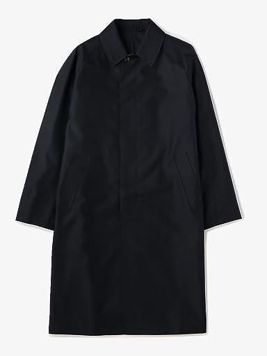 Yonezawa Balmacaan Coat 1125-299-1925: Navy