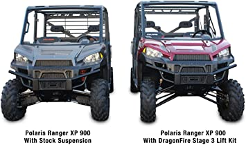 "2014 and up Polaris Ranger 900//1000 4/"" Bracket Lift"