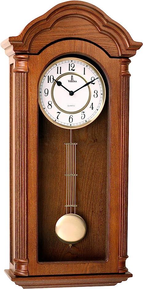 Pompom Purin Swing Clock Wall Clock W//T Pendulum Home Decoration Girl Best Gift