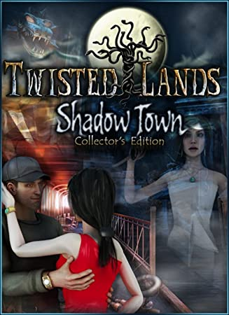 Twisted Lands: Shadow Town Collector's Edition [Download]