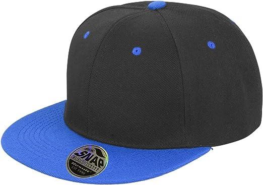 Result Core Bronx Original Flat Peak Snap Back Dual Colour snapback baseball cap