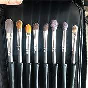 Docolor Makeup Brushes 29 Piece Professional Makeup Brush Set Premium Goat Hair Kabuki...