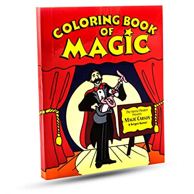 Magic Makers Pocket Size Magic Coloring Book (5 x 4 Inches): Toys & Games