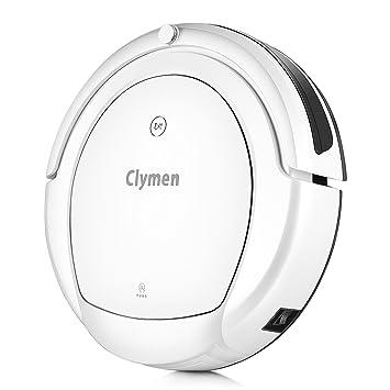 Clymen Q9 Robot Vacuum Cleaner with Voice Control,Robotic Vacuum Cleaner for Pets,...