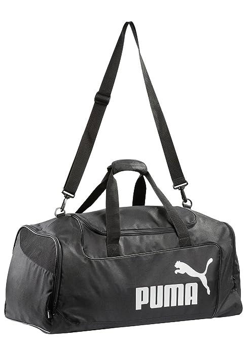 e26a846313366 Sporttaschen   Rucksäcke Puma Sporttasche M Fundamentals puma black