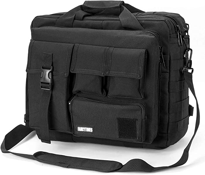 Top 8 Mens 156 Laptop Tactical Messenger Bag