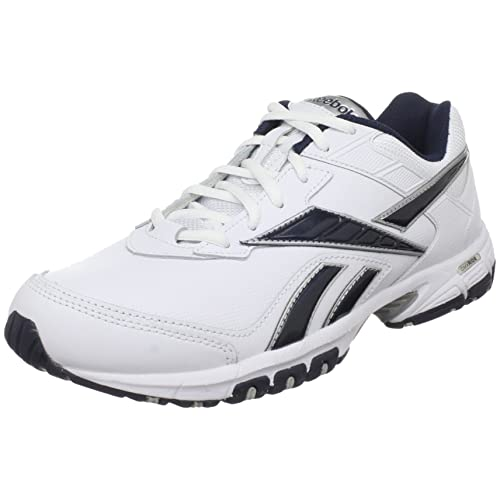d665107a40a Reebok Neche DMX Ride Leather Cross Training Shoes - 12  Amazon.co ...
