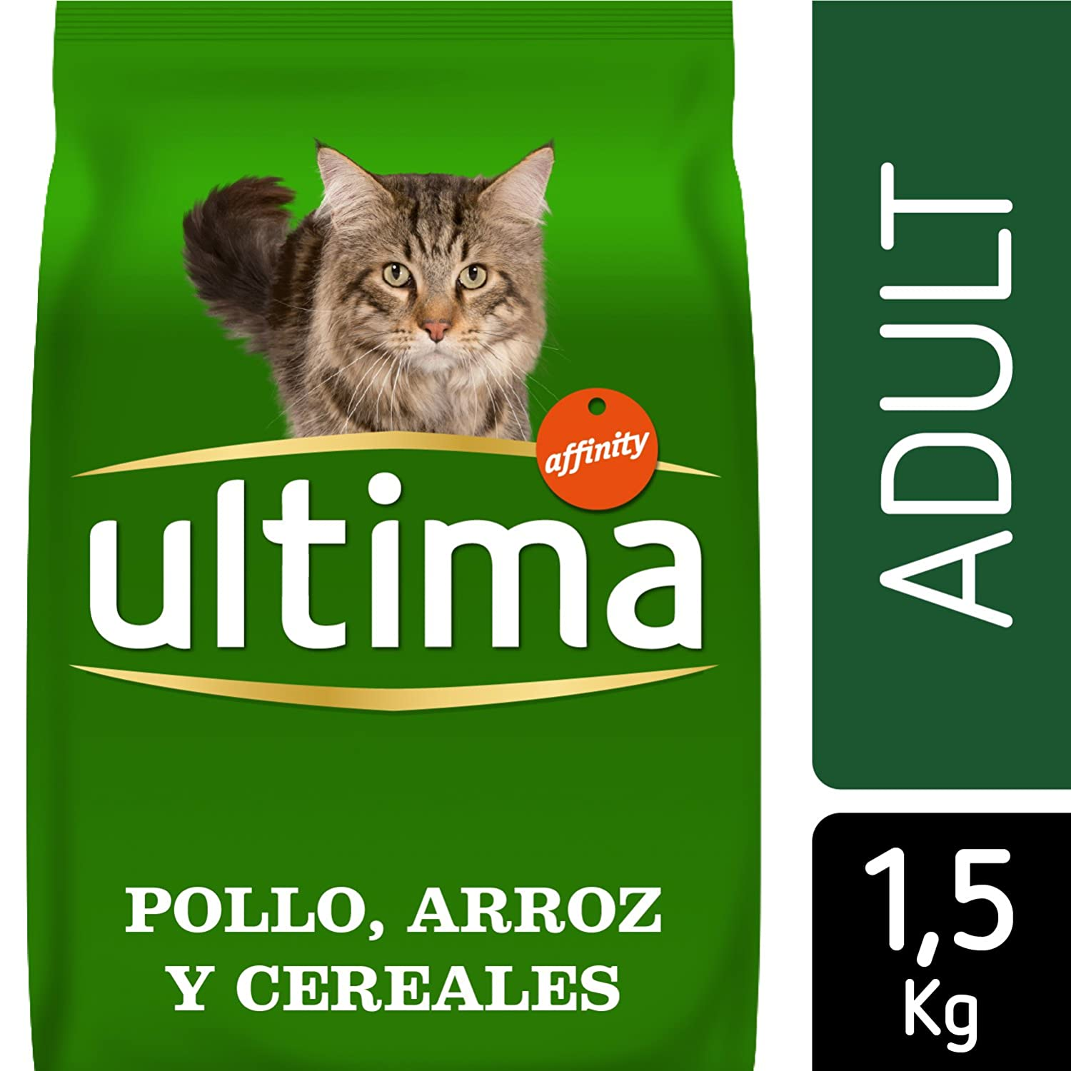 Ultima Alimento Para Gatos Adultos con Pollo - 1500 gr: Amazon.es: Amazon Pantry