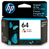 HP 64 | Ink Cartridge | Tri-Color | N9J89AN
