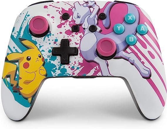 PowerA - Mando inalámbrico mejorado Pokémon Battle (Nintendo ...