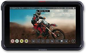 "Expert Shield - The Screen Protector for: Atomos Ninja V (5.0"") - Anti Glare"