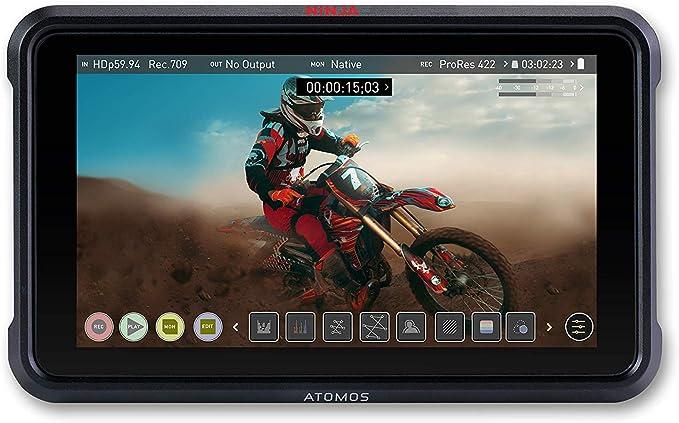 2x BROTECT Matte Screen Protector anti-glare anti-scratch Atomos Ninja V