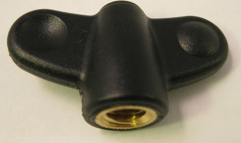 Wing Bouton /Écrou M4/M5/M6/avec vis /à ailette /Écrou Boulon routeur forets de scie sauteuse Audio d/éclairage