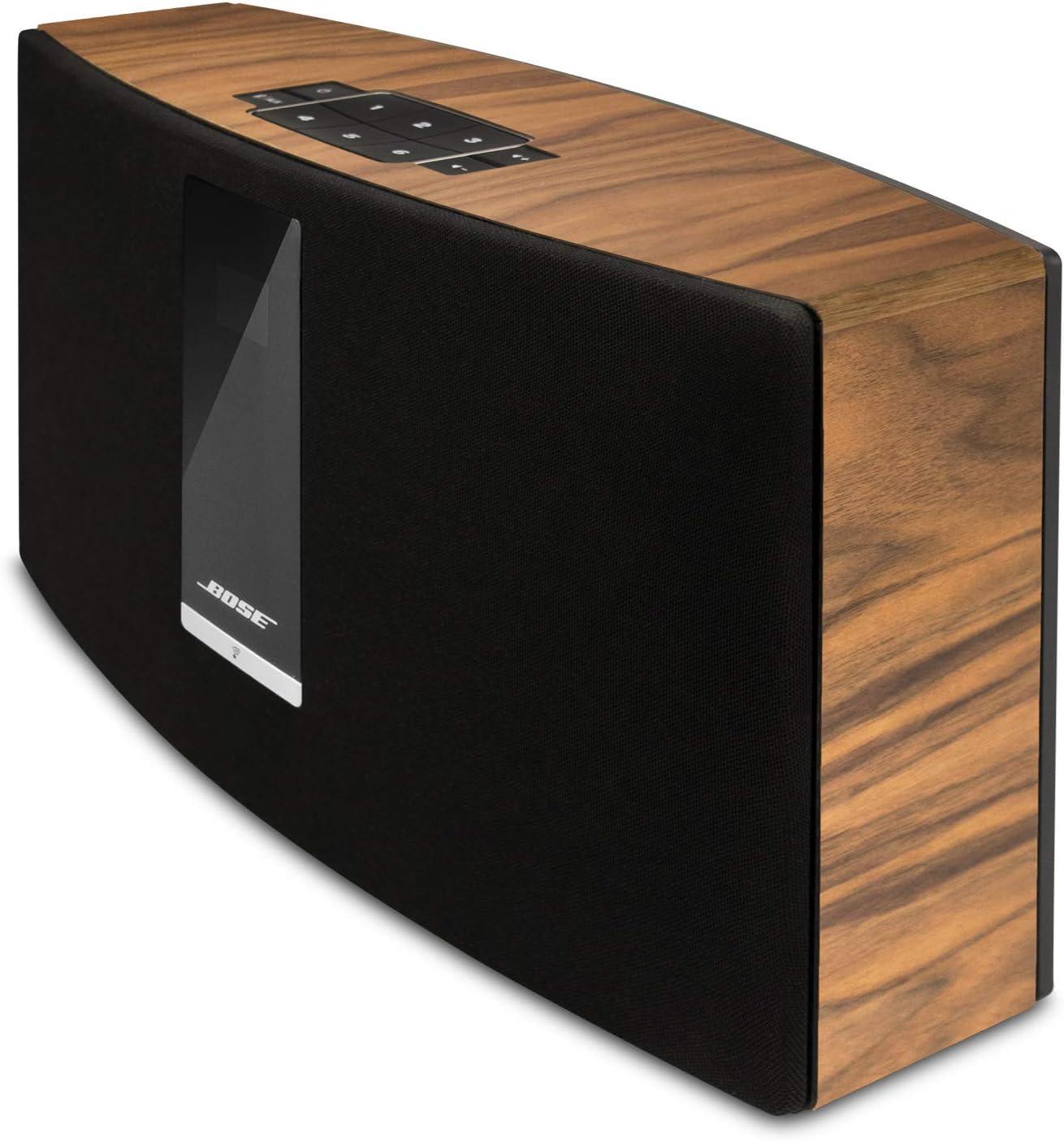 Balolo Walnuss Echtholz Cover Für Bose Soundtouch 20 Elektronik