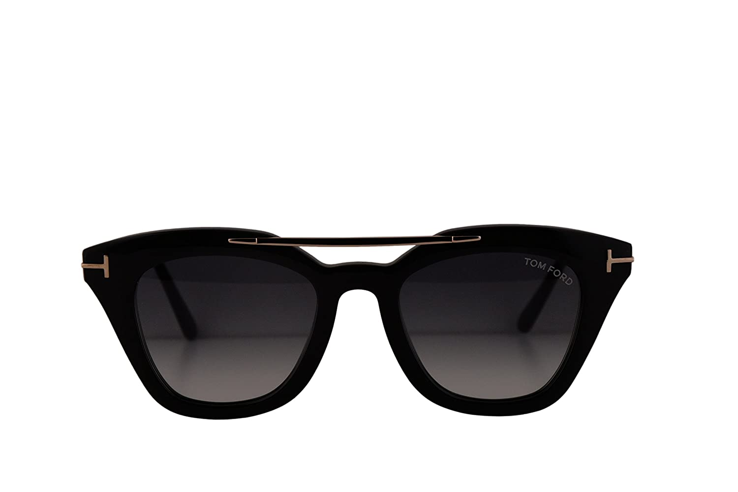 Amazon.com: Tom Ford ft0575 anna-02 Gafas de sol brillante ...