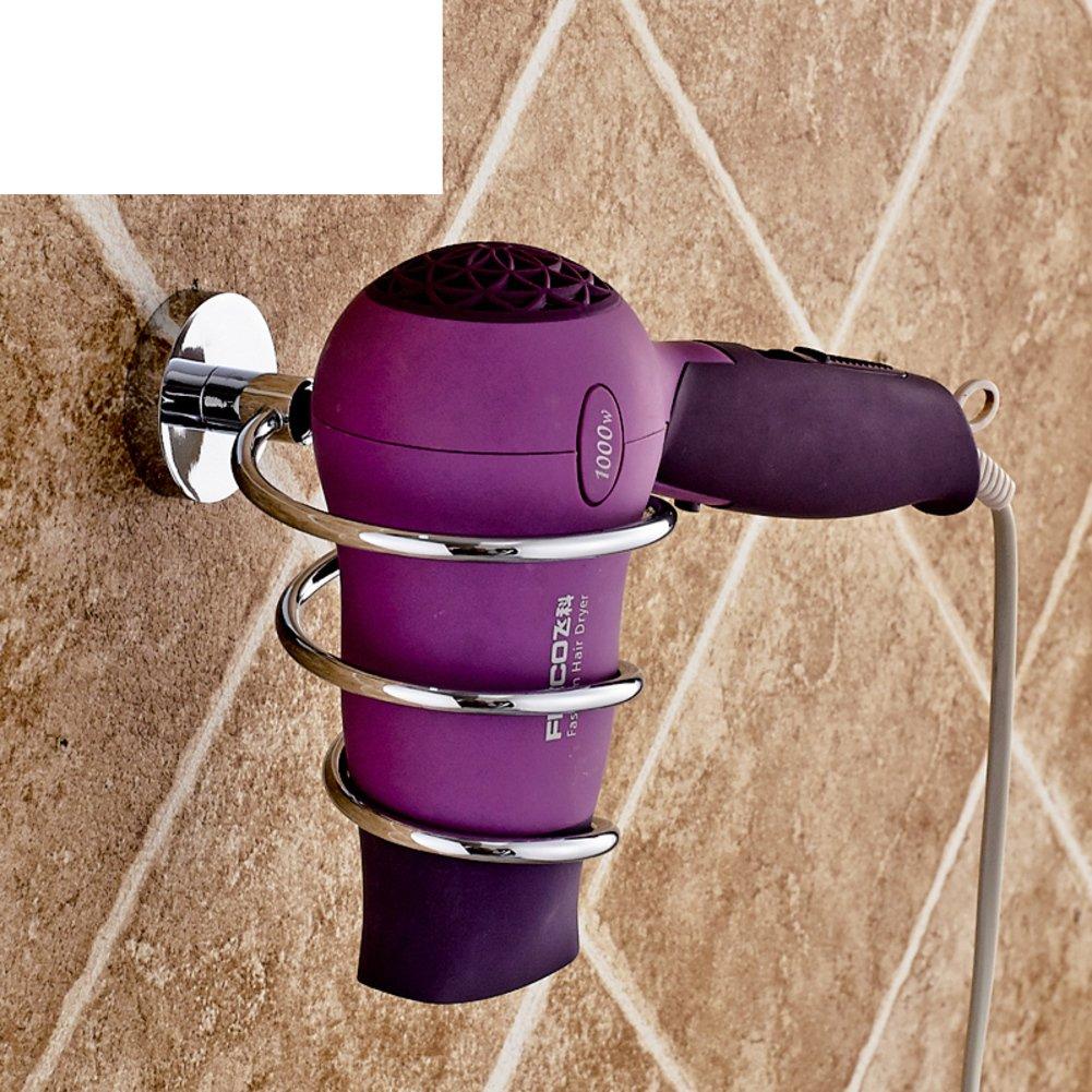 公式の  ヘアドライヤーホルダー B0779C5DNG、ヘアドライヤーシェルフ、ヘアブロードライヤーホルダー、銅Barber Shopヘアドライヤーラックアンティークソリッド壁浴室ヘアドライヤーholder-g B0779C5DNG, ABISTE:9d913dcc --- mvd.ee