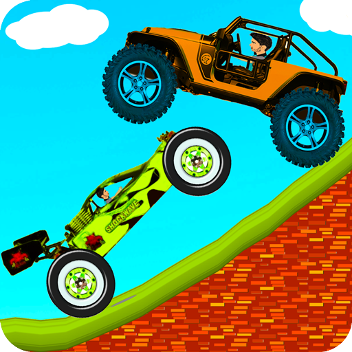 Drive 2 Hill Hot wheels Racing game