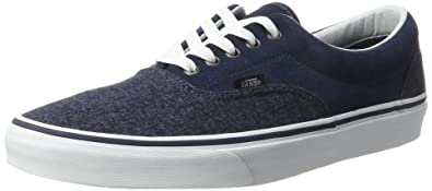 free shipping 1063d 9fb12 Vans Men's Era (Suede & Suiting) Skateboarding Shoes