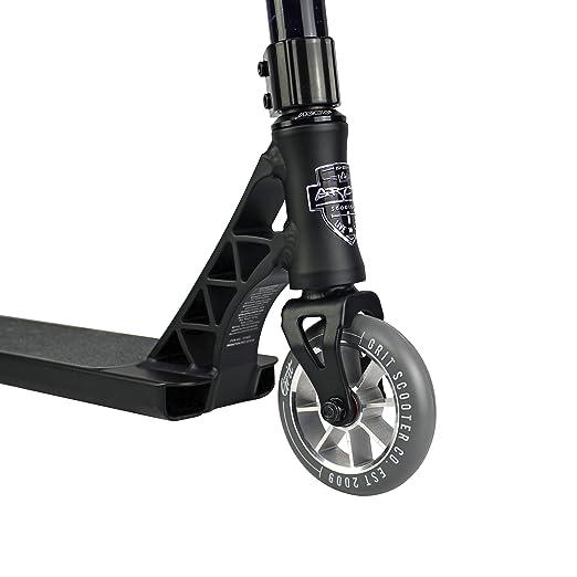 Grit Elite Pro Scooter - Patinete intermedio, Satin Black ...