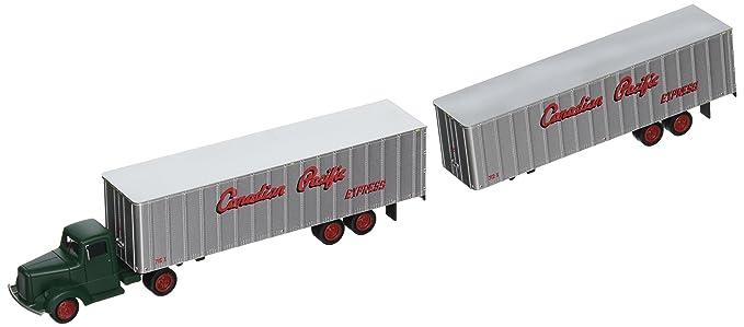 Camión De Cabina Del Industrias Bachmann Pacífico Canadiense 195060 O8Pnwk0