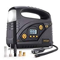Autlead C5 Digital Tire Inflator 40l/min Air Compressor Pump