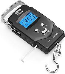 [Backlit LCD Display] Dr.meter PS01 110lb/50kg Electronic Balance Digital Fishing
