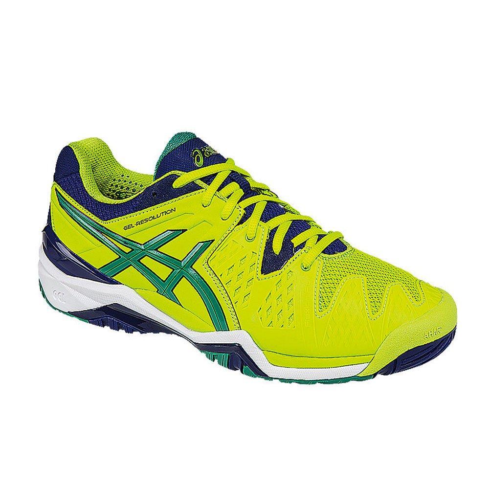 e1ccd27cb ASICS Men's Gel-Resolution 6 Tennis Shoes: Amazon.co.uk: Shoes & Bags