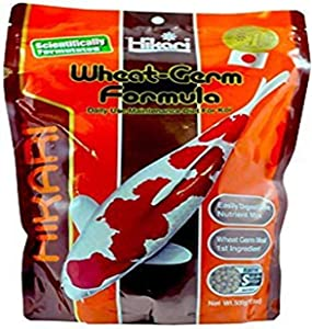 Hikari Usa Inc AHK06242 Wheat Germ 17.6-Ounce Mini