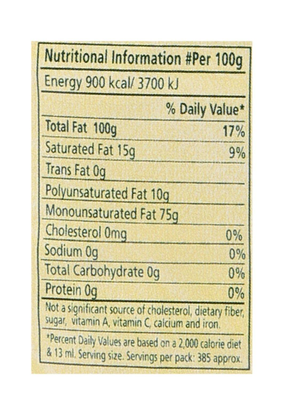 Rafael Salgado Extra Virgin Olive Oil Pet Jar 5 Liters Pomace 175 Ml Grocery Gourmet Foods