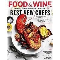 4-Year (48 Issues) of Food & Wine Magazine Magazine Subscription