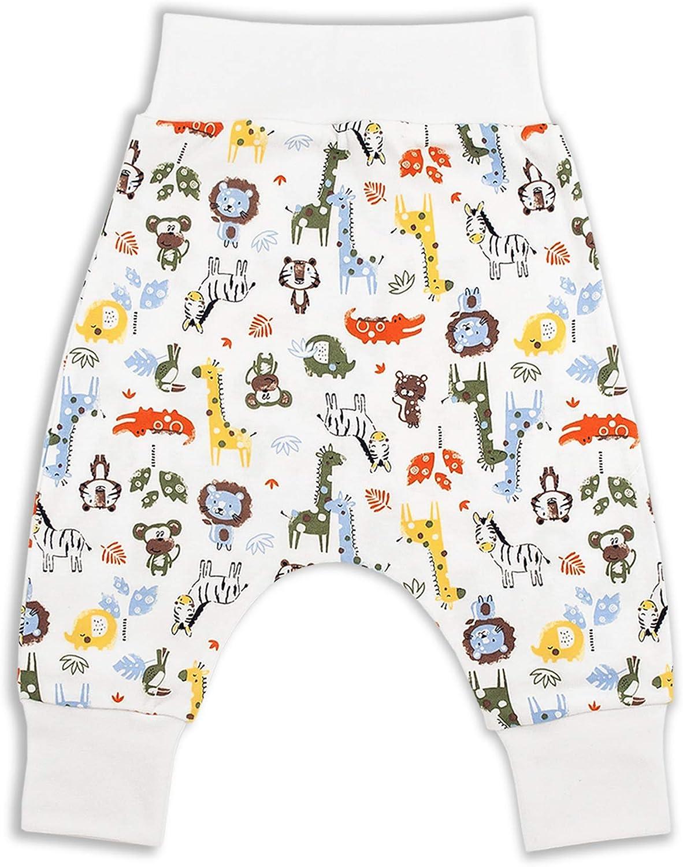 Bernisa Baby Boys Girls Unisex Design Newborn Outfit to 6 Months 3-Piece Cap Pant Long Sleeve Bodysuit