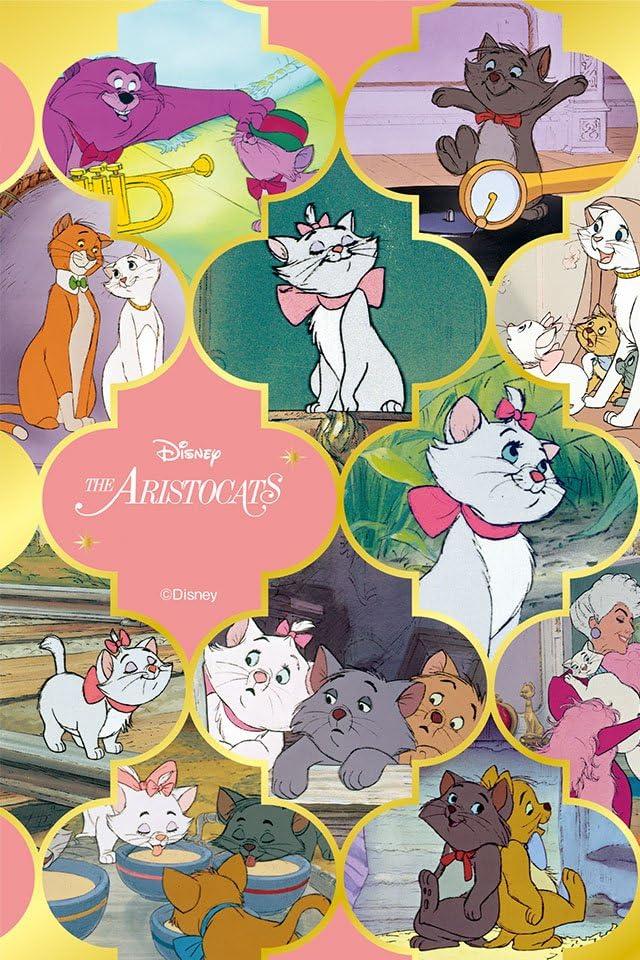 ディズニー マリー iPhone(640×960)壁紙 画像70811 スマポ