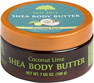 product image for Tree Hut Shea Body Butter 7 Ounce Coconut Lime (207ml)