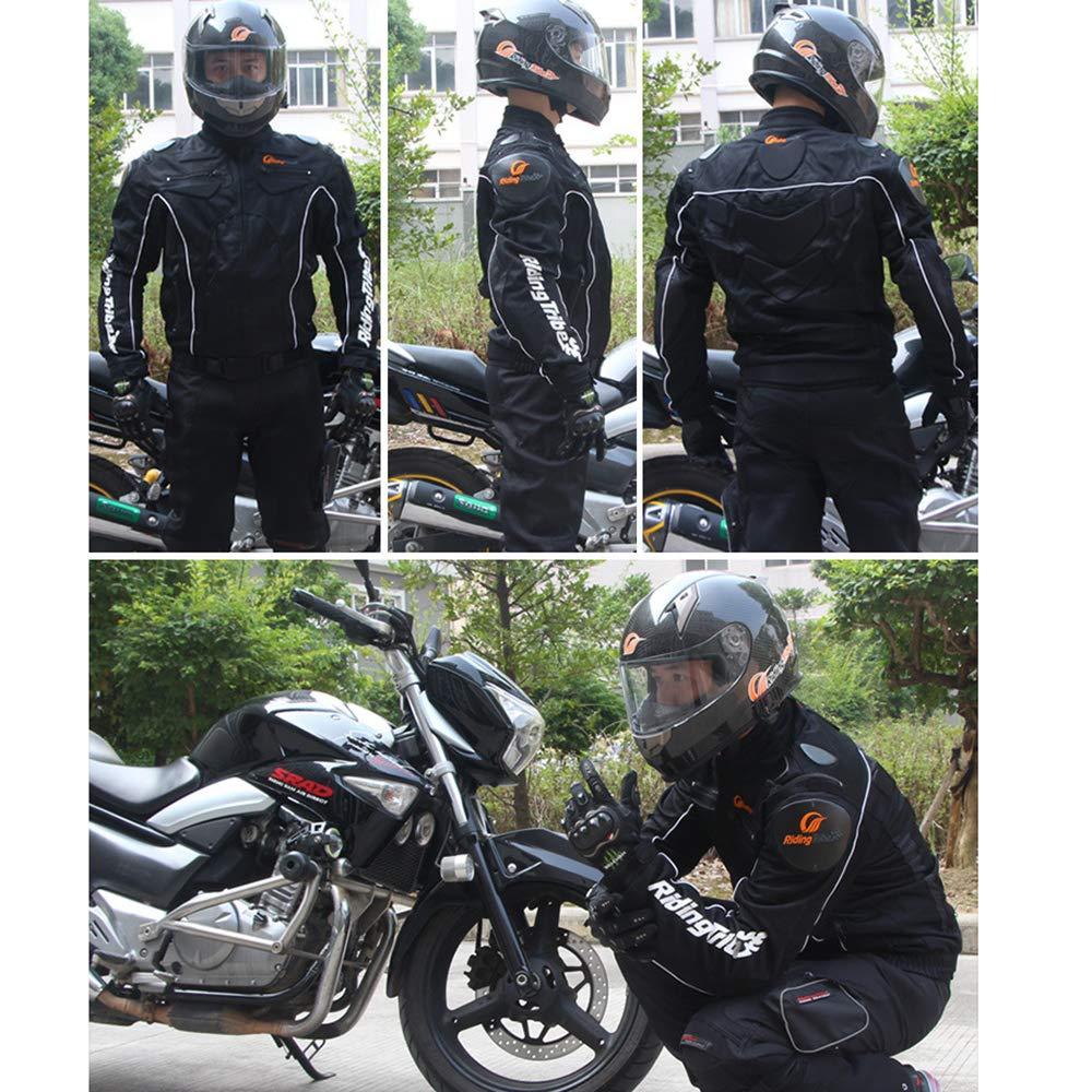 LKN Blouson de moto respirant pour l/'/ét/é