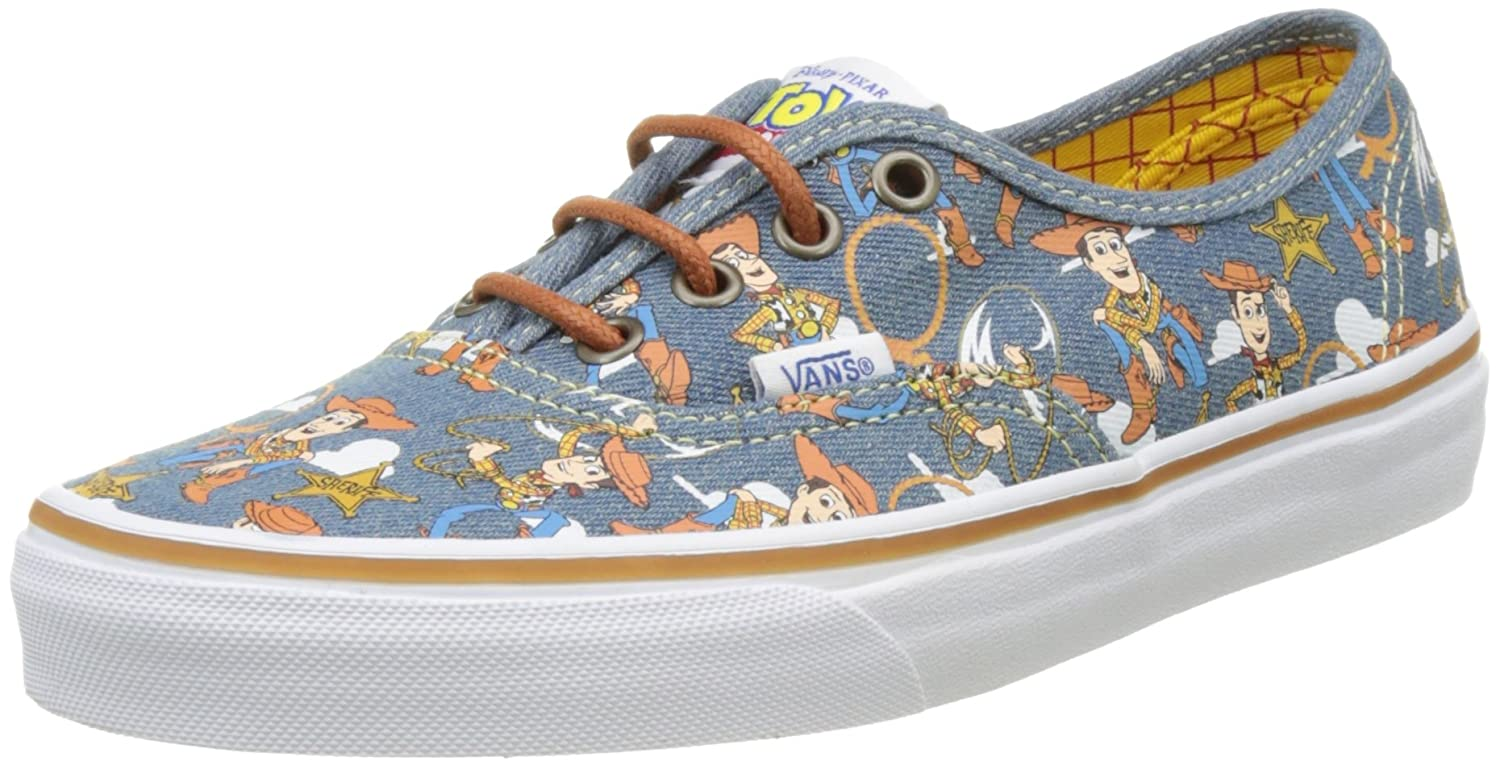 [バンズ] VANS VANS AUTHENTIC VEE3 B01DYVYSN6 5.5 B(M) US Women / 4 D(M) US Men|Woody/ True White Woody/ True White 5.5 B(M) US Women / 4 D(M) US Men