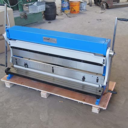 165182 3 In 1 Manual Sheet Metal Shear Brake Roller Bending Machine 1016mm
