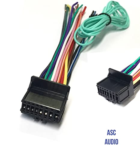 Amazon.com: ASC Car Stereo Power Speaker Wire Harness Plug ... on pioneer avic-u310bt firmware update, pioneer avic-n1, pioneer avic-z3, pioneer avic-z130bt, pioneer djm-800, pioneer avic nex, pioneer avic-n5, pioneer avic-n2, pioneer double din navigation, pioneer avic-d1, pioneer wiring installation, pioneer avic z, pioneer double din detachable face,