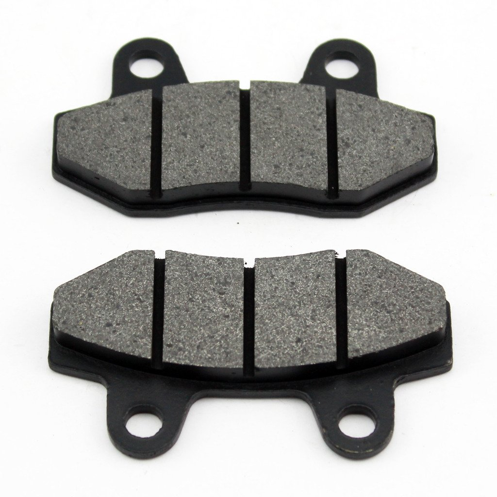 AR DONGFANG Motorcycle Disc Brake Pads for GY6 50cc 110 125 150 250cc Moped Scooter Bike ATV Gokarts