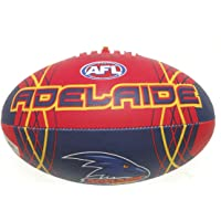 Adelaide Crows AFL Footy Synthetic Football size 5