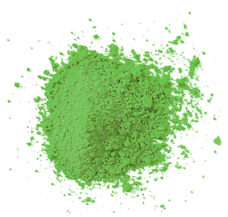 Inception Pro Infinite 100 Gramos de Pigmento en Polvo - Aceite - té mpera - Frescos - encá ustica - coloració n - Coloreado - Zinc Verde Claro